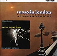 Russo in London & Blowing Up a Storm
