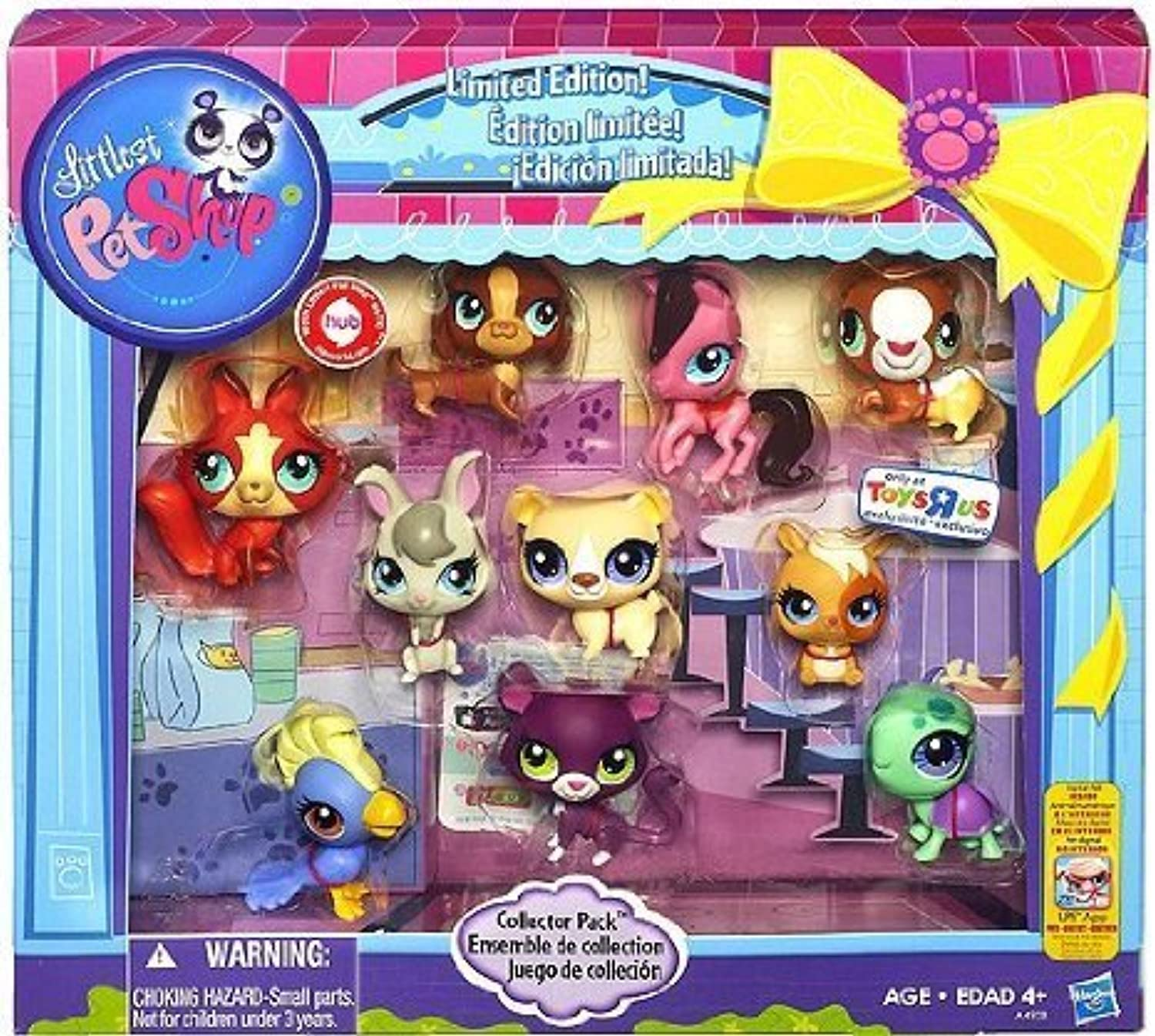 Littlest Pet Shop (リトルペットショップ) Limited Edition (限定品) Collector Pack(並行輸入)