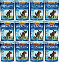 Zukes Hip Action w/ Glucosamine & Chondroitin Dog Beef 12lb (12x1lb) by Zukes Performance Pet