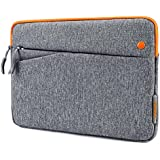 tomtoc 11 inch Tablet Sleeve Bag for 11-inch New iPad Pro, 10.9 inch New iPad Air 4, 10.2-inch iPad, Microsoft Surface Go 2/1