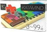 36,057通りの組み合わせが数学的脳を作る知的ゲーム Gigamic(ギガミック) KATAMINO カタミノ