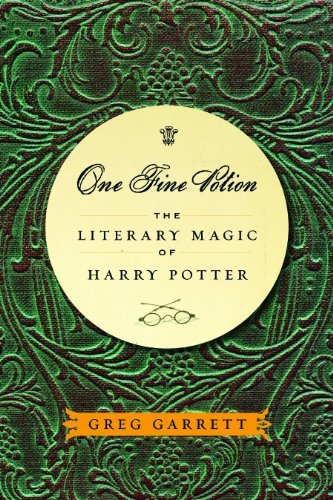 Download One Fine Potion: The Literary Magic of Harry Potter 023252839X