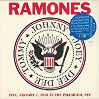 Live January 7 1978 At The Palladium, NYC -Ltd. Edition 180 Gram Vinyl - UK Import