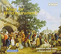 Druschetzky: Music for Wind Instrum