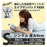 90日返品保証ありモデル エイプマンパッド PAD9 シングルサイズ