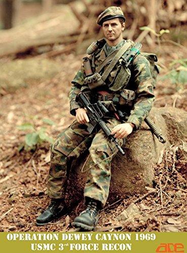 1/6 USMC 3rd フォースリコン オペレーション デューイ キャニオン 1969