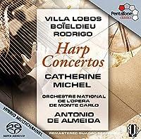 Harp Concertos-Catherine Michel