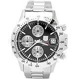 [エルジン] 腕時計 FK1184S-B メンズ シルバー