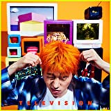 ジーコ ZICO - Television (2nd Mini) CD + Booklet + Photocard + Photo Sticker + Paper toy + Folded Poster (On Pack) [韓国盤]