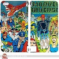 マーベル ヒーロー MARVEL UNIVERSE 手帳型 AQUOS sense2 SHV43 (SHV43SGA)(G004904_02) 専用 アメコミ vintage pop art センス 個性的 スマホケース