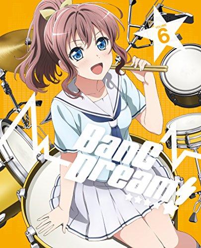 BanG Dream! 〔バンドリ! 〕 Vol.6 (5th☆LIVE Day1 (2018/5/12)チケット最速先行販売申込券付き) [Blu-ray]