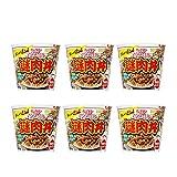カップヌードル謎肉丼 111g (ライス86g)×6個入り
