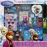 [フローズン]Frozen Disney Complete Beauty Kit 70 pcs FZ0001SA [並行輸入品]