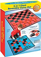 3 in 1 Giant Reversible Game Mat