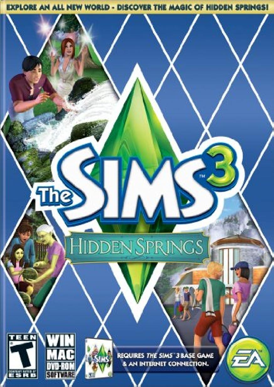 通路配分遠いThe Sims 3: Hidden Springs (輸入版)