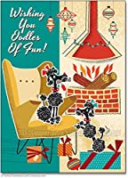 Poodlesクリスマスカード、パッケージの8