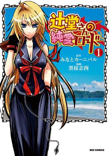 辻堂さんの純愛ロード 1 (IDコミックス REXコミックス)の詳細を見る