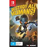 Destroy All Humans! - Nintendo Switch