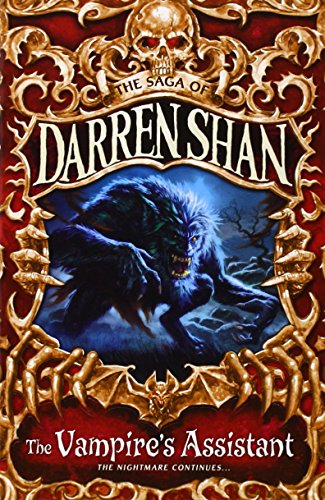 The Vampire's Assistant No.2 (The Saga of Darren Shan)の詳細を見る