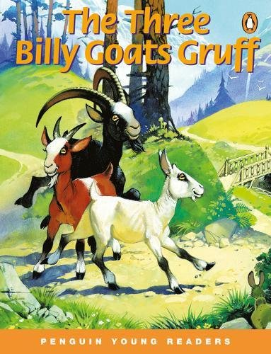 Penguin Yong Readers Level 1: THREE BILLY GOATS GRUFF (Medium) (Penguin Young Readers, Level 1)の詳細を見る