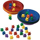 Learning Resources LER0739 Baby Bear Sorting Set (108 Piece)