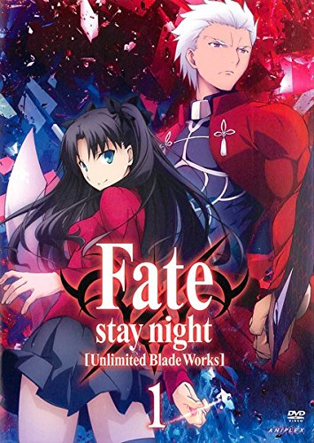Fate/stay night [Unlimited Blade Works] 1 [DVD]