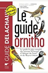 Guide ornitho (French Edition) Hardcover