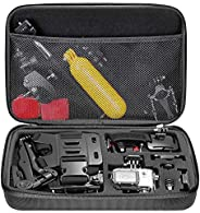 """NEEWER EVA 12.8x8.46x2.48""""/32.5x21.5x6.3cm Shockproof Carrying Case for GoPro Hero Session/5 Hero 4 5 6 7"""