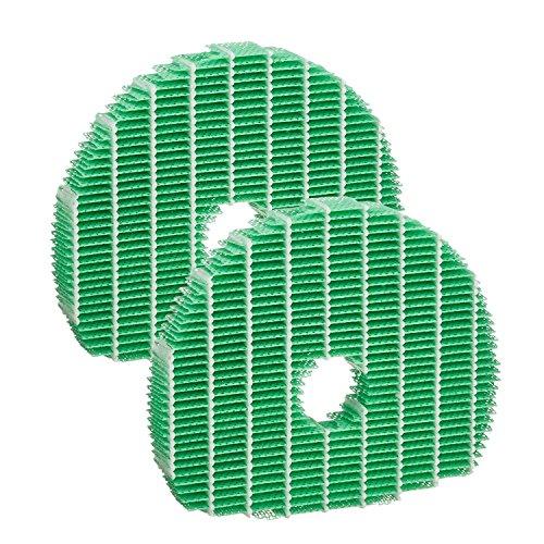 [해외]가습 공기 청정기 교체 가습기 필터 FZ-C100MF (2 개 세트) 호환 품/Humidifying air purifier replacement humidifying filter FZ - C100MF (2 pieces) compatible item