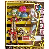 [マテル]Mattel Monster High Skultimate Roller Maze Abbey Bominable & Ghoulia Yelps by X4513 [並行輸入品]