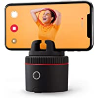 Pivo Pod Red - オートトラッキングスマホ用Pod - 動画や写真のコンテンツ制作機能 - スマホカメラ用の…
