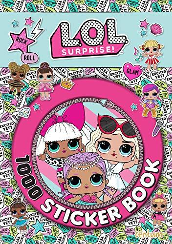 LOL Surprise! 1000 Sticker Boo...