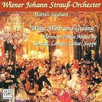 Vienese Music By Strauss, Lanner, Lehar, Supe by Schulz