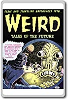 Weird Tales: Planetoid Z 39 Vintage Art/Ads fridge magnet - 蜀キ阡オ蠎ォ逕ィ繝槭げ繝阪ャ繝