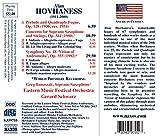 Hovhaness: Symphony No 48 画像