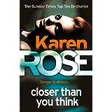Closer Than You Think (The Cincinnati Series Book 1)