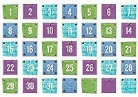 Creative Teaching Press Upcycle Style Calendar Days (6898) [並行輸入品]