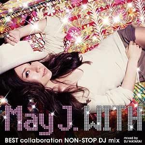 「WITH ~BEST collaboration NON-STOP DJ mix~」mixed by DJ WATARAI【ジャケットA】