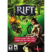 Rift 60 day game time card - PC by Trion Worlds [並行輸入品]