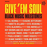 Give 'em Soul Vinyl Lp Vol 1 [12 inch Analog]