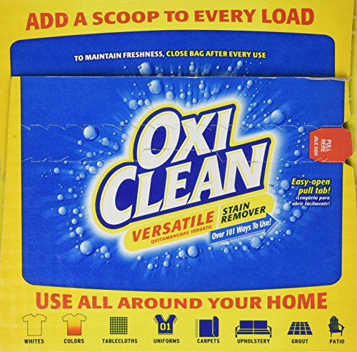 CLEAN OXICLEAN(オキシクリーン) STAINREMOVER 4.98kg シミ取り 漂白剤