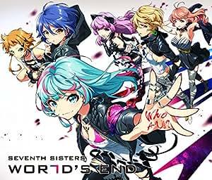 【Aamzon.co.jp限定】WORLD'S END(CD+DVD)(初回限定盤)(ステッカー付)
