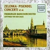 Zelenka/Pisendel Concerti