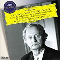 Beethoven: Piano Sonatas Nos. 8, 14, 21 & 23 / Wilhem Kempff