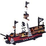 カワダ(Kawada) ナノブロック 海賊船 780pcs NBM-011