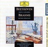 Beethoven/Brahms;Triple Con