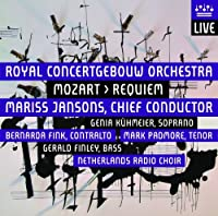 Mozart: Requiem by Royal Concertgebouw Orchestra (2014-05-27)