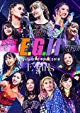 E-girls LIVE TOUR 2018 ~E.G. 11~(DVD3枚組+CD)(初回生産限定盤) rhythm zone