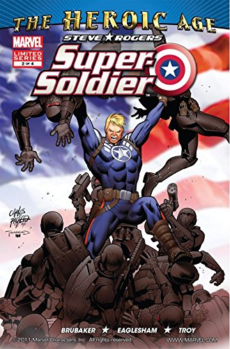 Download Steve Rogers: Super-Soldier (2010) #2 (of 4) (English Edition) B00ZMY7OJ4