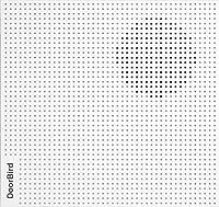 DoorBird IP Door Chime A1061W, White Edition [並行輸入品]